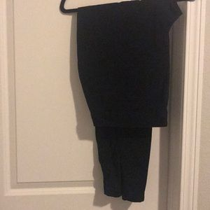 Old navy size 16 pixie black sweetheart pants